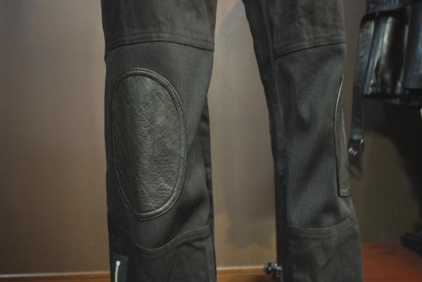 MFP-1838/レザーニッパッドパンツ