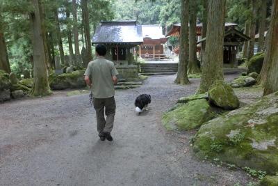 駒ヶ岳神社1