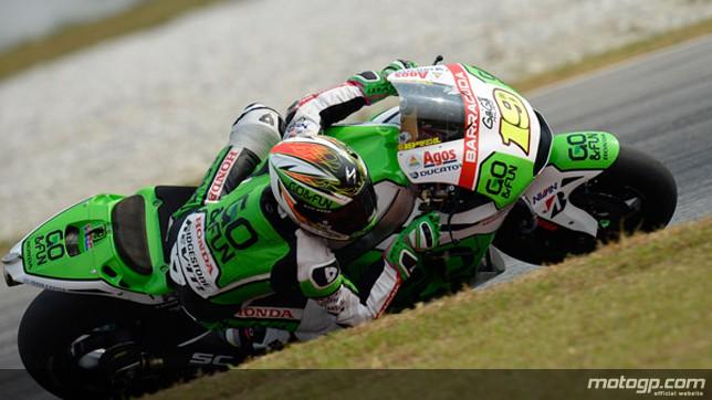 20140227_Alvaro Bautista, GOFUN Honda Gresini, Sepang Test