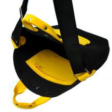 黄色ポケットバッグ