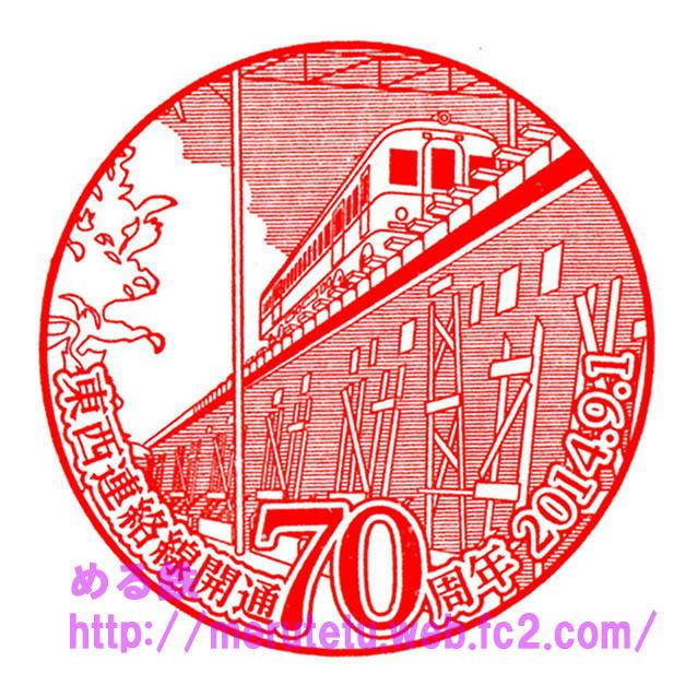 名鉄 70周年記念
