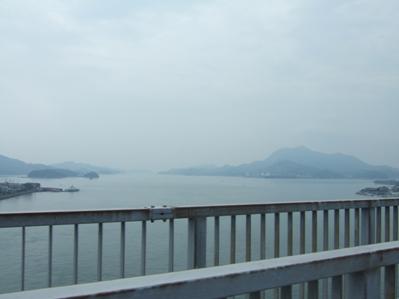 生口橋からの瀬戸内海