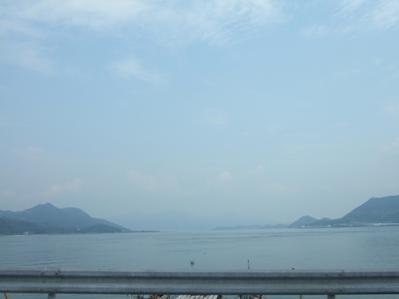 生口島より