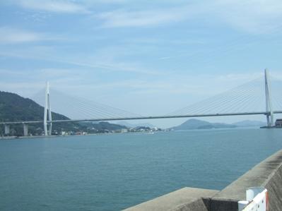 生口島橋帰路2