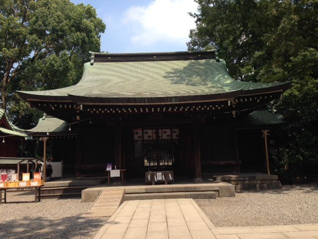 川越氷川神社8