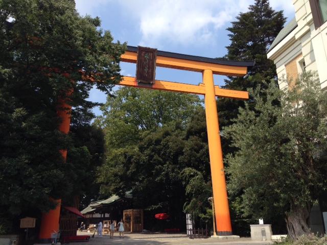 川越氷川神社7