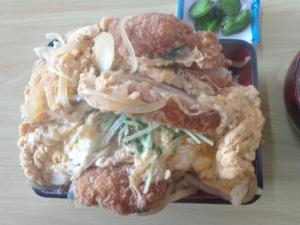 冨士食堂カツ丼
