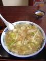 寿楽タンメン