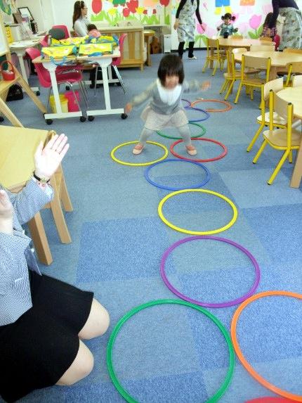 サーキット式プレイアット体操