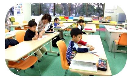 幼児から学童への成長 小学1年生