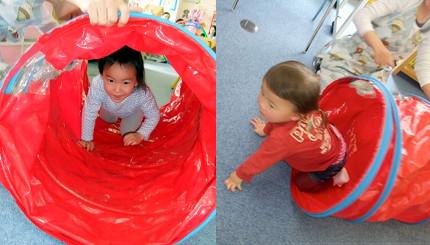 春の幼児体操 3歳