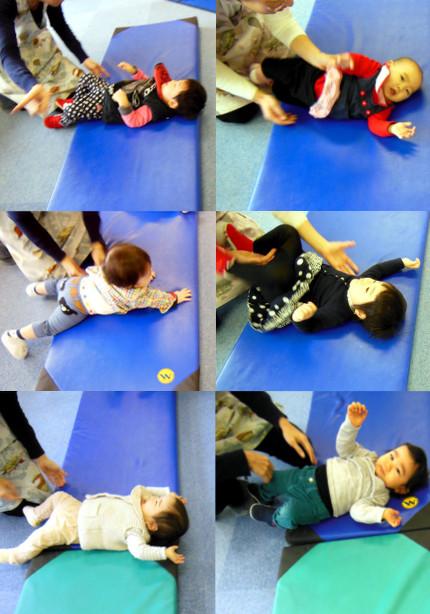 幼児体操 1歳児