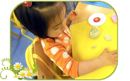 ねんどBaby MIE(2歳児)