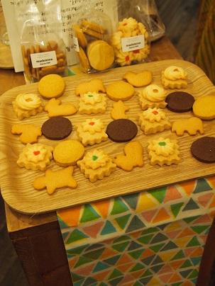 クッキー花畑