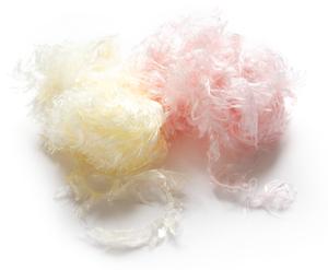 毛糸ロングモール