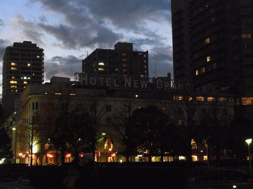 20131210ホテルニューグランド (1)