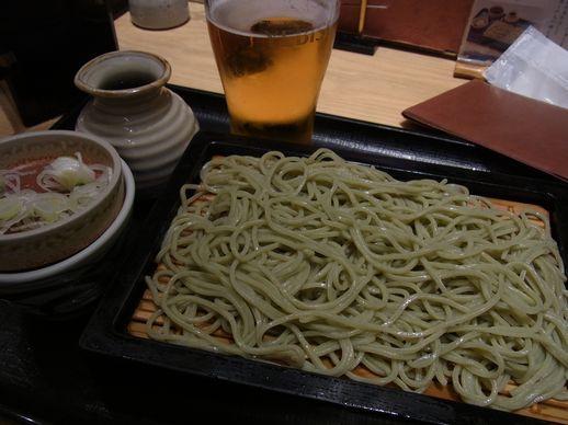 20131221東京駅かんだやぶ (4)