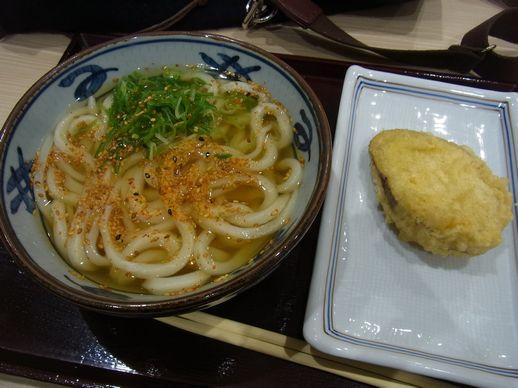 20140121宮武讃岐うどん (5)