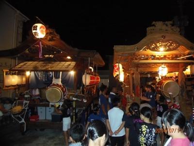 H.26.7.11勝山宵祭2