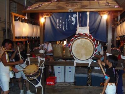 H.26.7.11勝山宵祭10