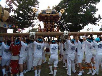 H.26.7.20布良祭礼4