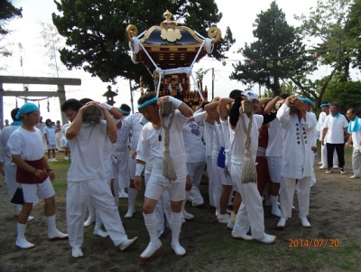 H.26.7.20布良祭礼