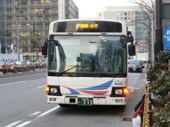 フラワーバス・ワンロマ車1