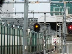 練馬駅有楽町線場内信号機