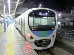 回送・入曽入庫列車