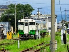 会津若松運輸区構内2