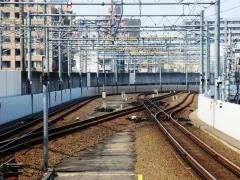 長町駅分岐