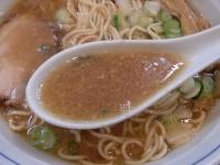 むらさき山@三田・20140222・スープ