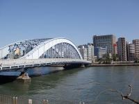めでたい屋@茅場町・20140222・永代橋