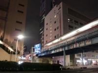 はぐれ雲@春日・20140304・丸ノ内線高架