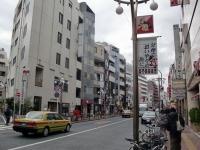 篝火@高田馬場・20140311・早稲田通り