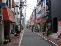 なが田@亀戸・20140327・商店街