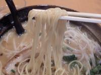 鶏三郎@錦糸町・20140413・麺