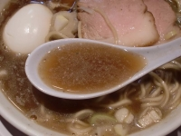 つじ田 奥の院@飯田橋・20140414・スープ