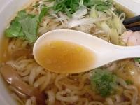 福の神食堂@秋葉原・20140525・スープ前半