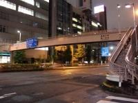 カシムラ@汐留・20140608・陸橋