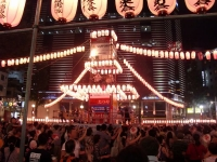 火武偉@恵比寿・20140801・盆踊り