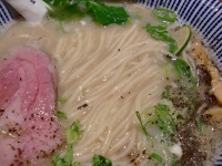 MENSHO@春日・20140818・麺