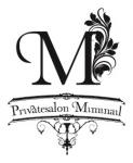 ミミネイル ロゴ 黒字