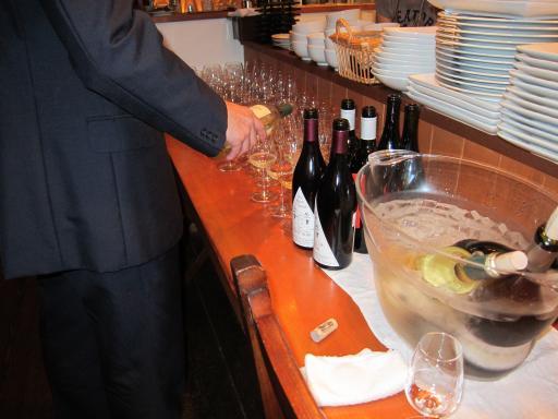 ラングドシャ・ワイン会3