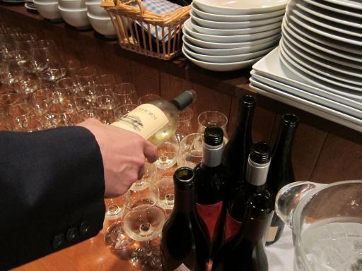 ラングドシャ・ワイン会4