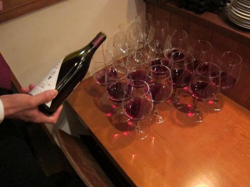 ラングドシャ・ワイン会15
