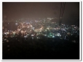 ロープウェイからの夜景4