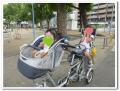 子ども乗せ自転車