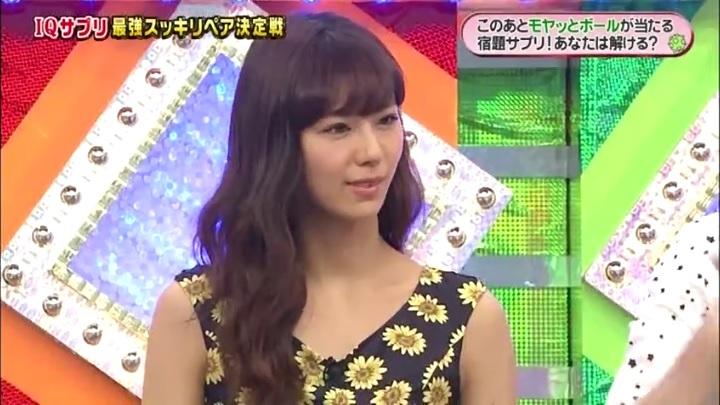 2代目【GTO】葛城美姫(西内まりや)【IQサプリ】で大活躍!