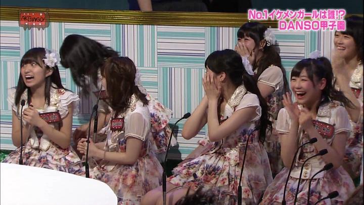 AKB渡辺麻友DANSO甲子園でⅤ2、渡辺麻友の言葉を聞いたメンバーが大騒ぎ(笑)